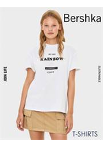 Prospectus Bershka : T-shirts