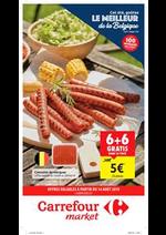 Prospectus Carrefour Express : Offres valables a partir du 14 aout