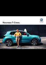 Prospectus Volkswagen : Nouveau T-Cross