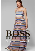 Prospectus Hugo Boss : Summer Lookbook