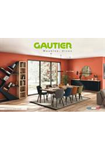 Prospectus Gautier : Meublez, vivez