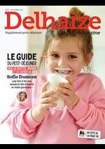 Guides et conseils Proxy Delhaize : Delhaize Magazine: