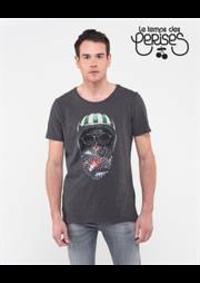 Catalogues et collections Le temps des cerises Créteil : T-Shirts & Polos Homme