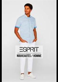 Prospectus Esprit Kortrijk - Steenpoort 2 : Nouveautés / Homme