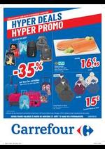 Promos et remises Carrefour : Hyper deals Hyper promo