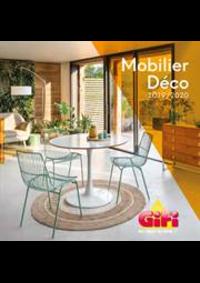 Prospectus Gifi VILLEMOMBLE : Mobilier Déco 2019/2020