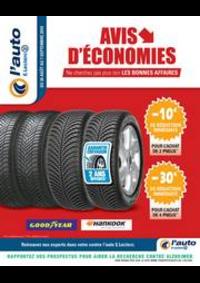 Bons Plans L'auto E.Leclerc MONT DE MARSAN : Avis d'economies