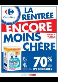 Prospectus Carrefour CHARENTON LE PONT : La rentrée encore moins cher !