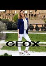 Prospectus Geox : Nouvelle Collection