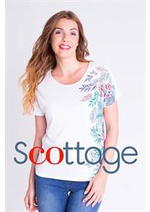 Catalogues et collections SCOTTAGE : T-Shirt Femme