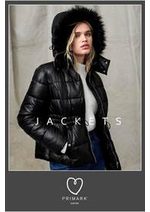 Catalogues et collections PRIMARK : Jackets