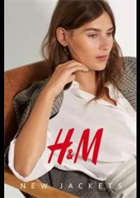Catalogues et collections H&M La Défense : New Jackets