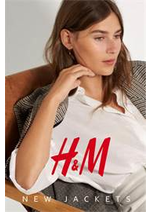 Catalogues et collections H&M : New Jackets
