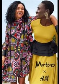 Catalogues et collections H&M Arcueil : Mantsho