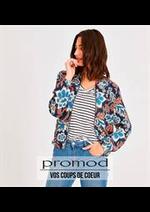 Prospectus Promod : Vos Coups de coeur