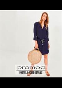 Prospectus Promod Melun Cesson : Pastel & Jolis Détails