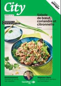 Journaux et magazines Carrefour city PARIS 42 avenue de la Motte Picquet : City Hebdo S34