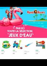 Prospectus King Jouet : Sélection Jeux d'Eau