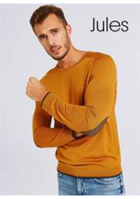 Prospectus Jules Soisy sous Montmorency : Collection Pulls Homme