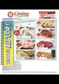 Prospectus Supermarchés Casino Le Blanc-Mesnil : Catalogue Casino Supermarchés