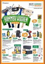 Promos et remises Do it + Garden : Hammerwochen KW35