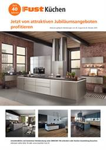 Prospectus Fust : Küchenprospekt