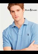 Catalogues et collections RALPH LAUREN : Collection Polos  Homme
