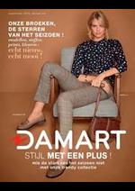 Catalogues et collections Damart : Meet een Plus