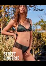 Prospectus Etam Lingerie : Street Lingerie