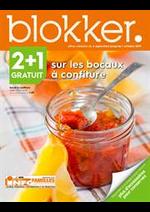 Bons Plans BLOKKER : Blokker depliant