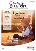 Prospectus Auchan : L'automne, le bonheur au naturel!