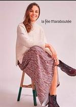 Prospectus La Fée Maraboutée : Collection Maille