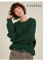 Prospectus Cotelac : Collection Pulls & Cardigans / Femme