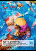 Prospectus  : Routes d'ailleurs 2020