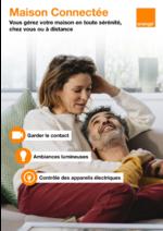Prospectus Orange : Maison Connectée
