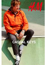 Catalogues et collections H&M : Casual Keys