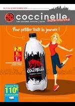Prospectus Coccinelle : Pour pétiller toute la journée!