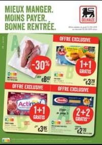 Prospectus Supermarché Delhaize : Nouveau: Promotion de la semaine