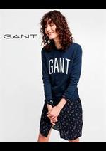 Prospectus GANT : Collection Pulls / Femme