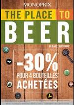 Prospectus Monoprix : Guide Beer
