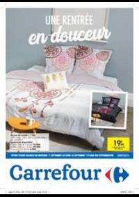 Prospectus Carrefour KORBEEK LO -  BIERBEEK : Une rentrée en douceur