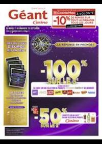 Prospectus Géant Casino EXINCOURT : Catalogue Géant Casino