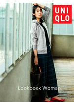 Catalogues et collections Uniqlo : Lookbook woman