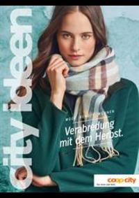 Prospectus Coop City Bern - Ryffihof : Verabredung mit dem Herbst.