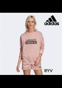 Prospectus Adidas Originals store le Marais : RYV Adidas