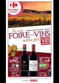 Prospectus Carrefour Market VALENTON : Catalogue Carrefour Market