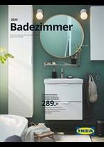 Prospectus IKEA : Badezimmerprospekt
