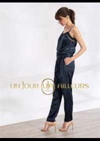 Catalogues et collections Un jour ailleurs PARIS 33-35 RUE TRONCHET : Collection Pantalons