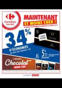 Promos et remises Carrefour Market : Maintenant et moins cher !