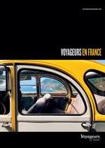 Prospectus Voyageurs du monde : Voyageurs en France
